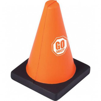 Construction Cone Stress Balls