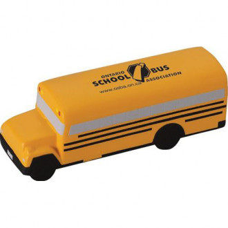 School Bus Stress Balls