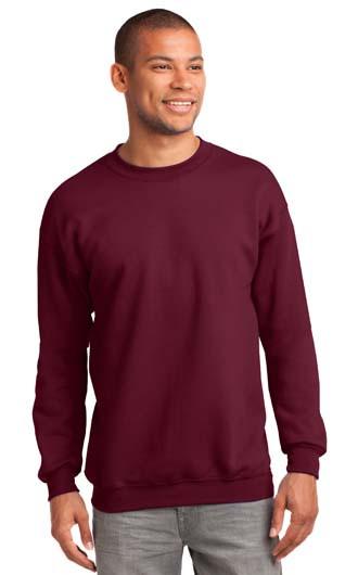 Port & Company Crewneck Sweatshirts Screen Printed