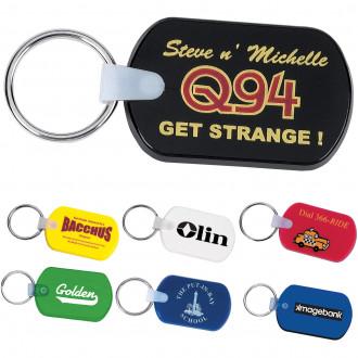 Rectangular Soft Key Tags