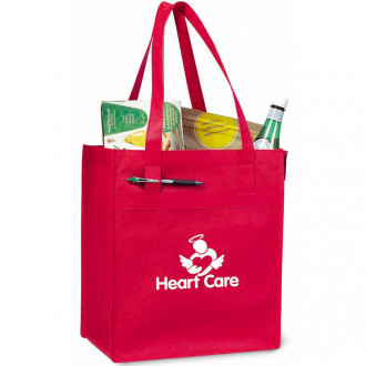 Deluxe Grocery Shopper Totes