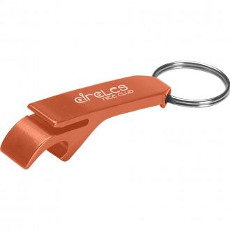 Custom Bottles Openerss - Aluminum Key Chains