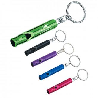 Whistle Key Rings
