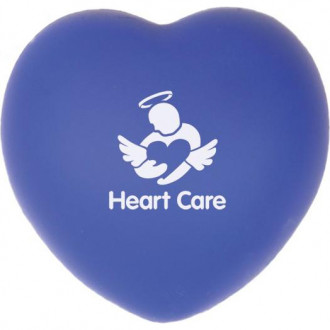Handcrafted Heart Stress Relievers