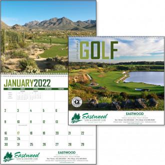 Golf Calendars