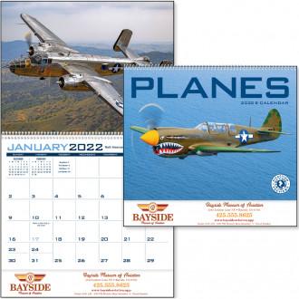Planes Calendars