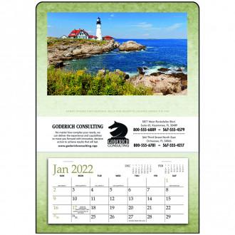 Single Pocket Calendars