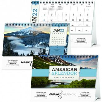 American Splendor Desk Calendars
