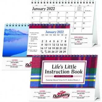 Life's Little Instruction Book Desk Calendars