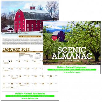 Scenic Almanac Calendars