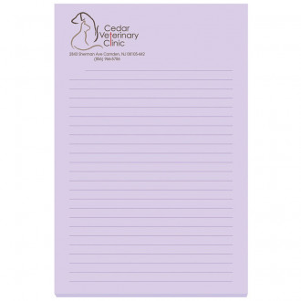 BIC 4 x 6 25 Sheet Adhesive Notepad