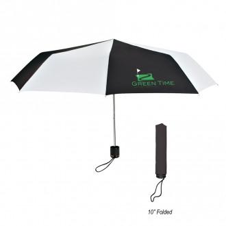 43 Arc Super-Mini Telescopic Folding Umbrellas