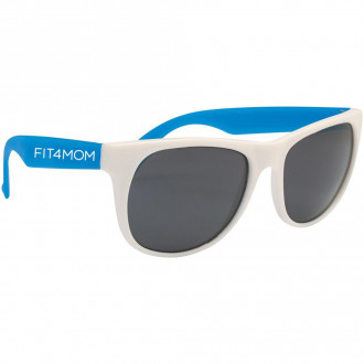 Custom Sunglasses - Rubberized Malibu