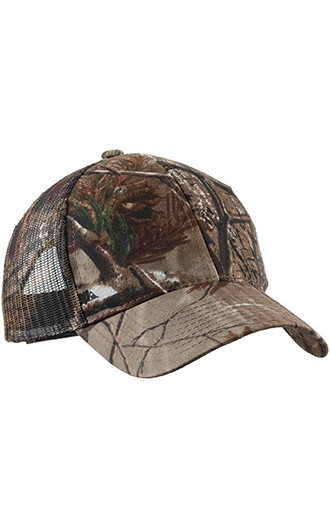 Port Authority Pro Camouflage Series Caps with Mesh Back