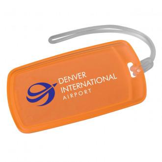 Traveler Rectangular Luggage Tags