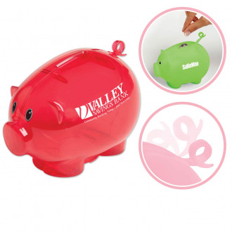 Action Piggy Banks