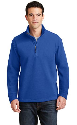 Port Authority Value Fleece Quarter Zip Pullover