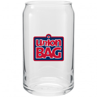 16 oz Plain Glasses Soda Can Glasses