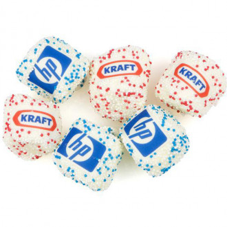 Picture Puffs - White Chocolate Marshmallows
