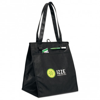 Deluxe Insulated Grocery Shopper Totes
