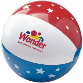 Stars & Stripes USA Beach Balls 16
