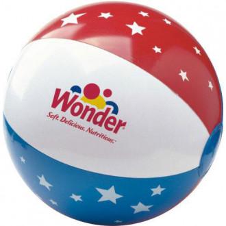 Stars & Stripes USA Beach Balls 16