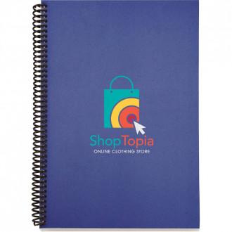 Eco-Friendly 6 x 9 Spiral Bound Notebooks