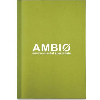 Eco Perfect Bound Notebooks - 6 x 9
