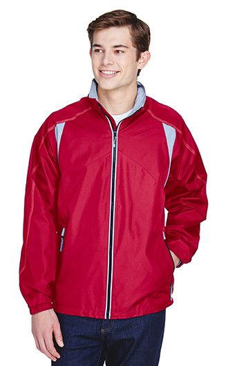 Men's Lightweight Color-block Jackets