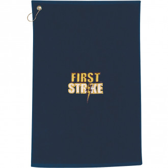Custom Embroidered Golf Towels