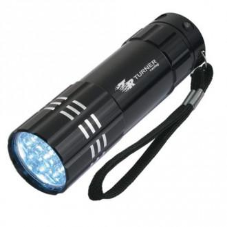 Aluminum LED Flashlights with Strap