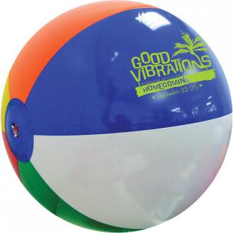 16'' Multi-Colored Beach Balls