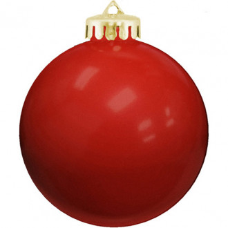 Made in the USA Shatterproof Ornaments