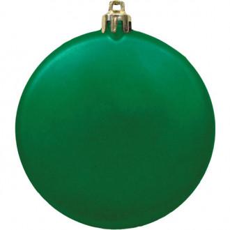 3 Flat Shatterproof Ornaments