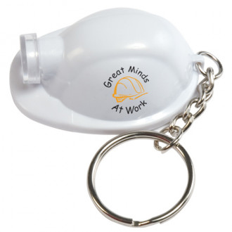 Light Up Hard Hat Keytags