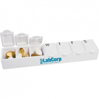 7 Day Pillboxes
