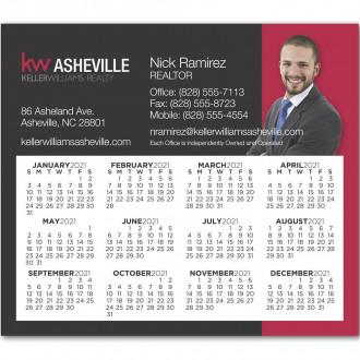 Calendars Square Calendars 3-13/32 x 3-29/32