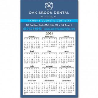 Calendars Square Calendars 2-29/32 x 4-15/16
