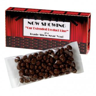 Movie Theatre Box - Chocolate Peanuts