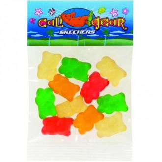 1 oz. Header Bags - Gummy Bears