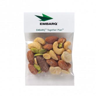 1 oz. Header Bags - Mixed Nuts