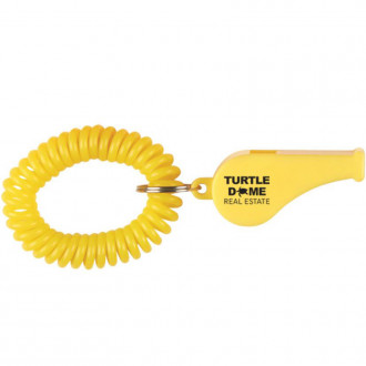 Whistle with Coil
