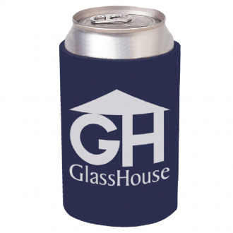 Kan-Tastic Can Cooler Koozies with 3 Imprint Locations