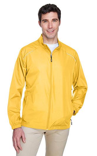 Mens Unlined Lightweight Custom Jackets - Motivate Core 365
