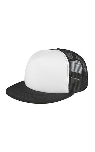 Flat Bill Trucker Caps