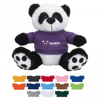 Big Paw Panda with Shirts 8.5