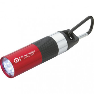 Aluminum LED Torch with Bottles Openers