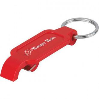 Slim Custom Bottles Openers Key Chains