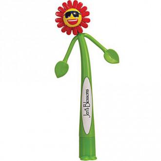 Flower Bend-A-Pen