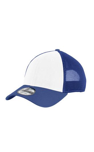New Era Snapback Contrast Front Mesh Caps
